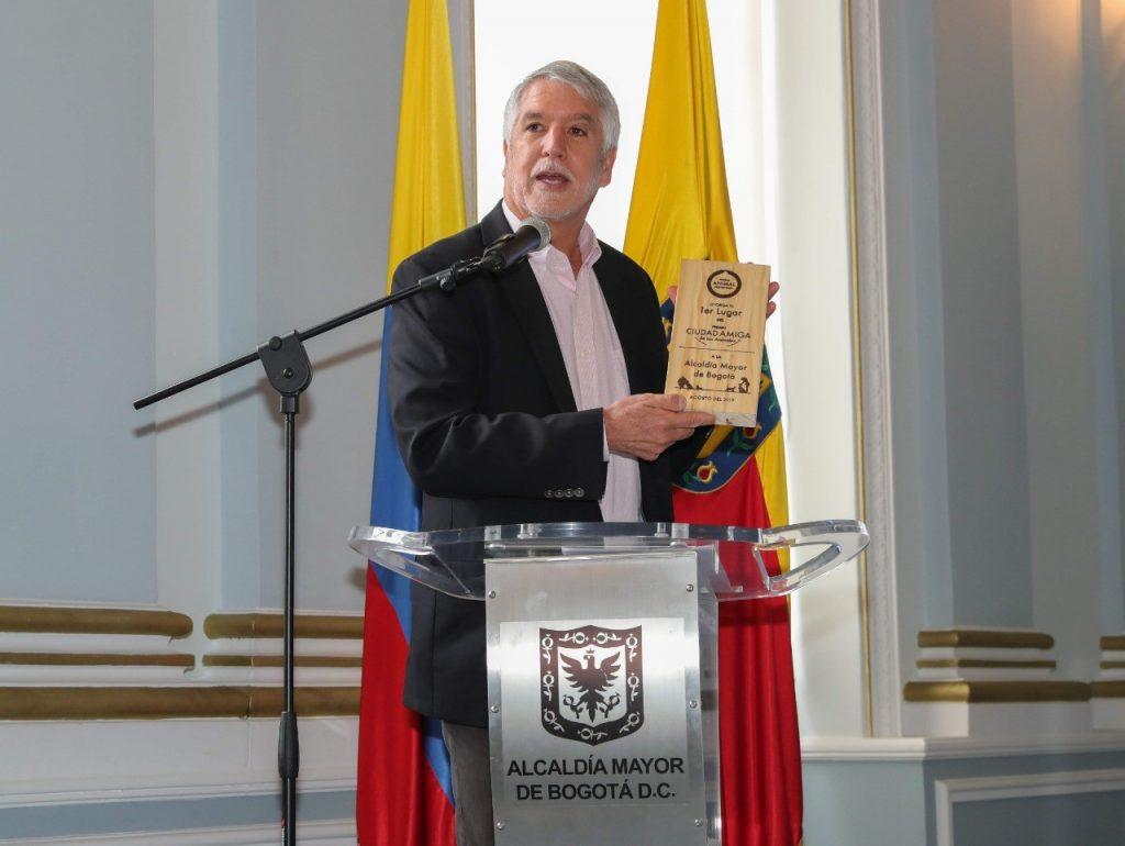 Premio Internacional a IDIPYBA.