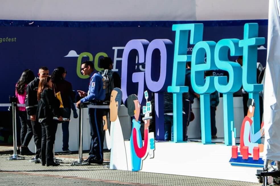Go Fest Bogotá 2.019