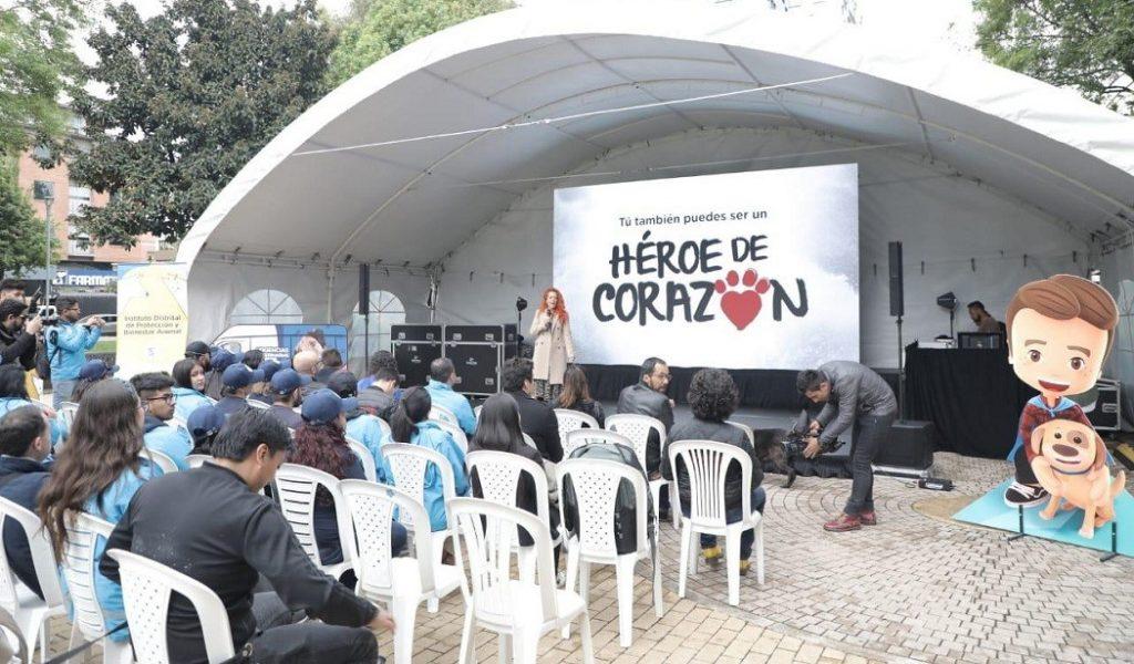 Héroe de Corazón.