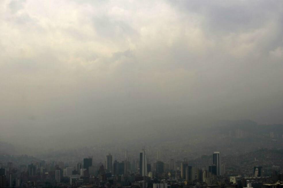OMS Sobre Contaminación Ambiental Mundial.