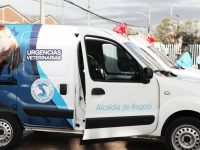 Unidades Móviles de Urgencia Animal.