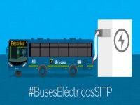 Buses Eléctricos de SITP.