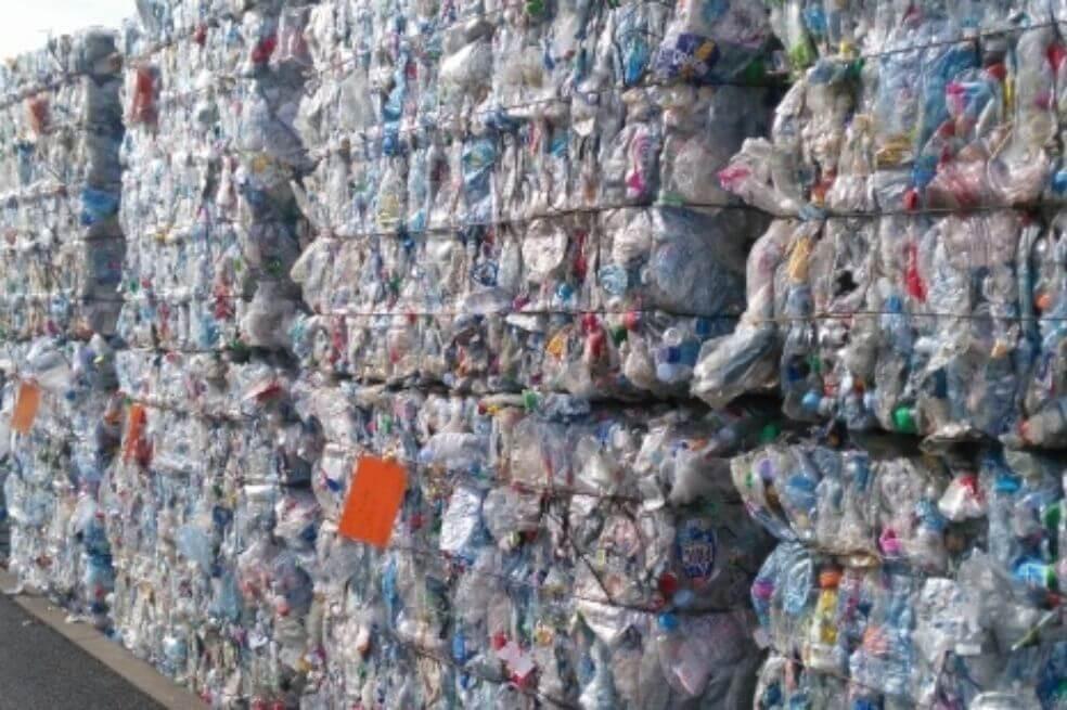 Reciclaje en Francia.