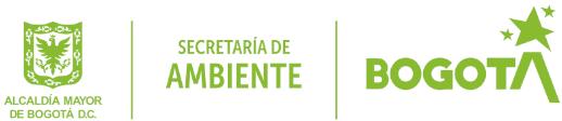 Logo Secretaría Distrital de Ambiente