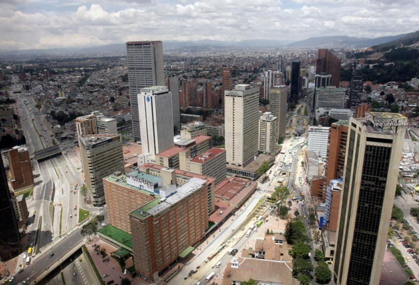 Calidad del Aire de Bogotá.