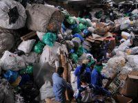 Reciclaje en Bogotá.