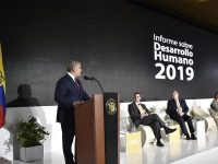 Firma de Acuerdo para El Cuidado del Medio Ambiente de América Latina.