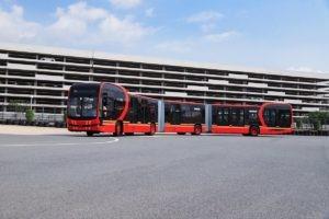 Nuevos Buses de TM.
