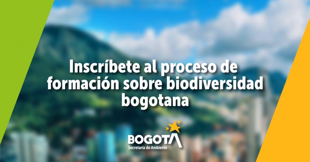Proceso Formacion Biodiversidad