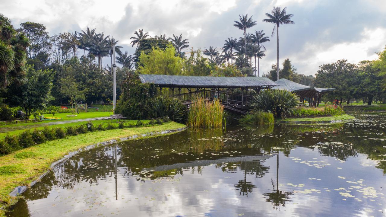 Foto Jardín Botánico de Bogotá